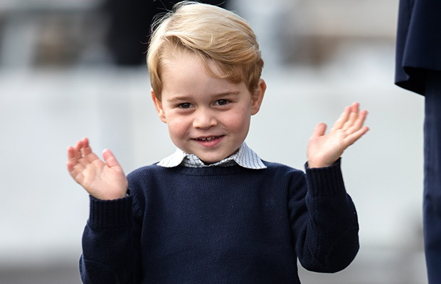 Prince George of Cambridge. (Getty Images)