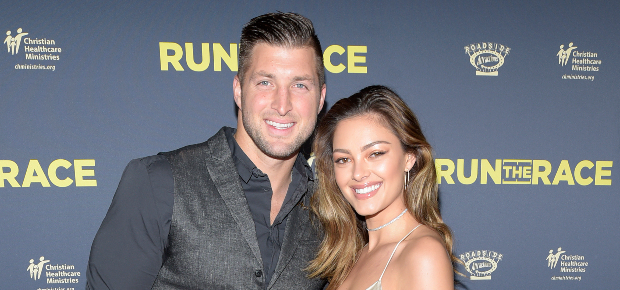 Demi-Leigh and Tim Tebow (PHOTO: Getty Images/Gall