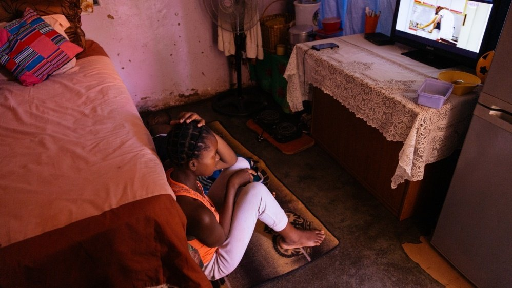 South Africa's stateless children