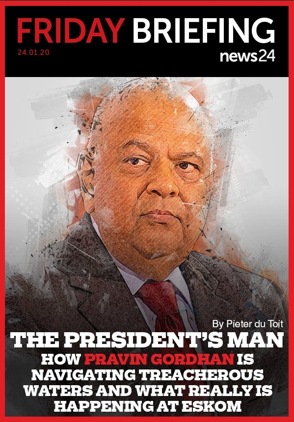 Friday Briefing: The President's man | News24
