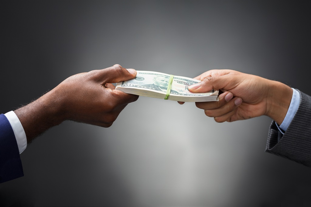 Corruption is endemic to the continent due to leadership issues argues the writers (iStock)