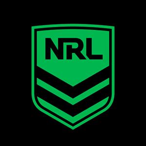 NRL logo (Twitter)