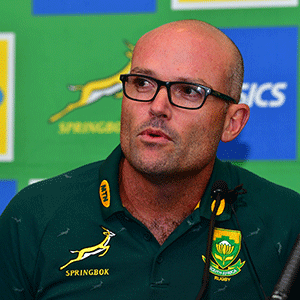 Nienaber ... a Bok coach with voluntarily clipped wings? - Sport24