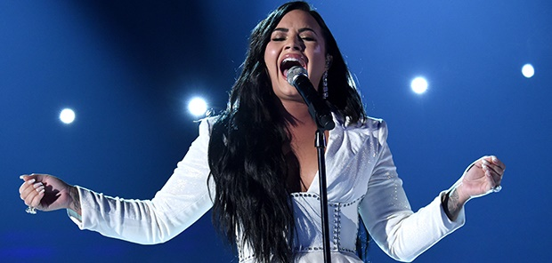 WATCH: Demi Lovato's big return to the Grammy stage did not disappoint - Channel 24