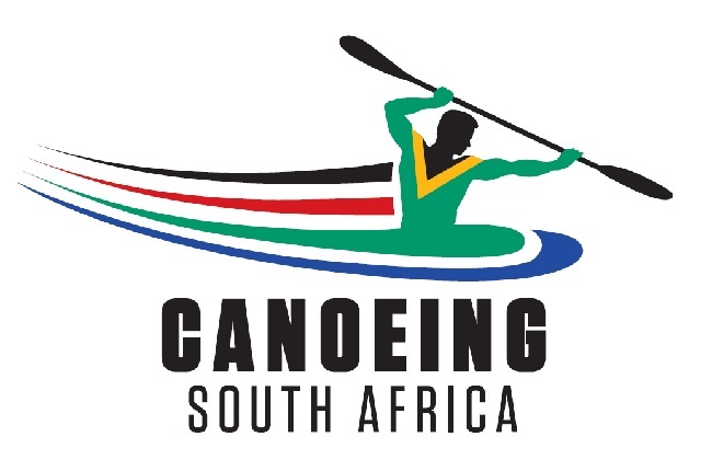 Canoeing South Africa.
