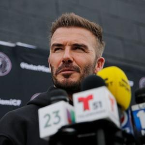 David Beckham (Getty Images)