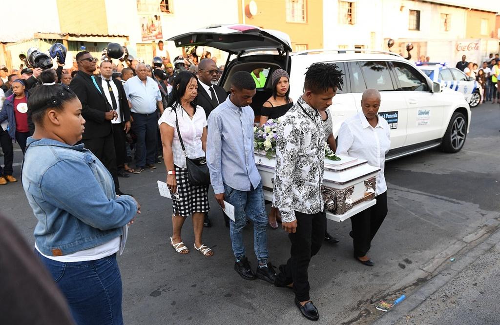 Top brass to attend murdered Tazne van Wyk's funeral - News24