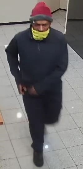 One of the suspects