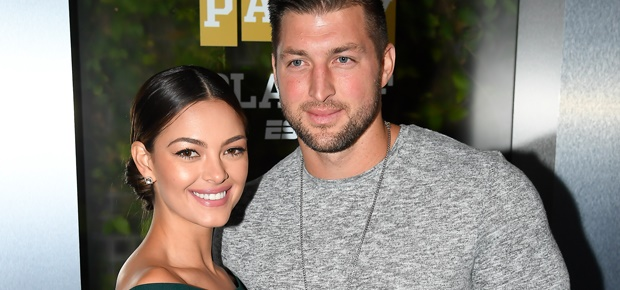 Demi-Leigh celebrates one month of marriage: 'I love you with my whole heart Tim Tebow' - Channel 24