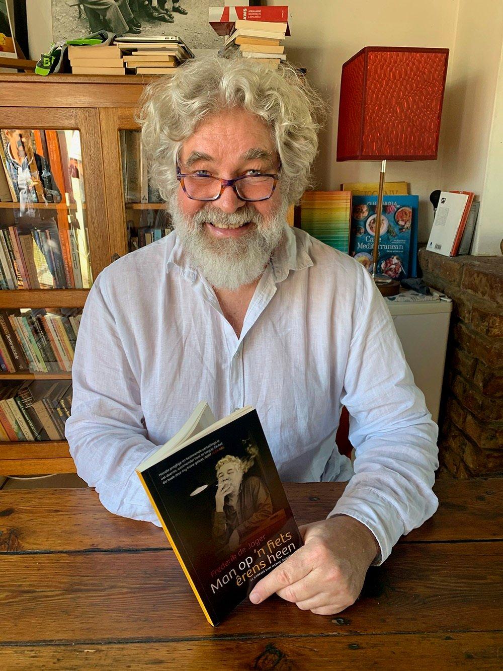 Frederik de Jager, Foto: Douw Steyn