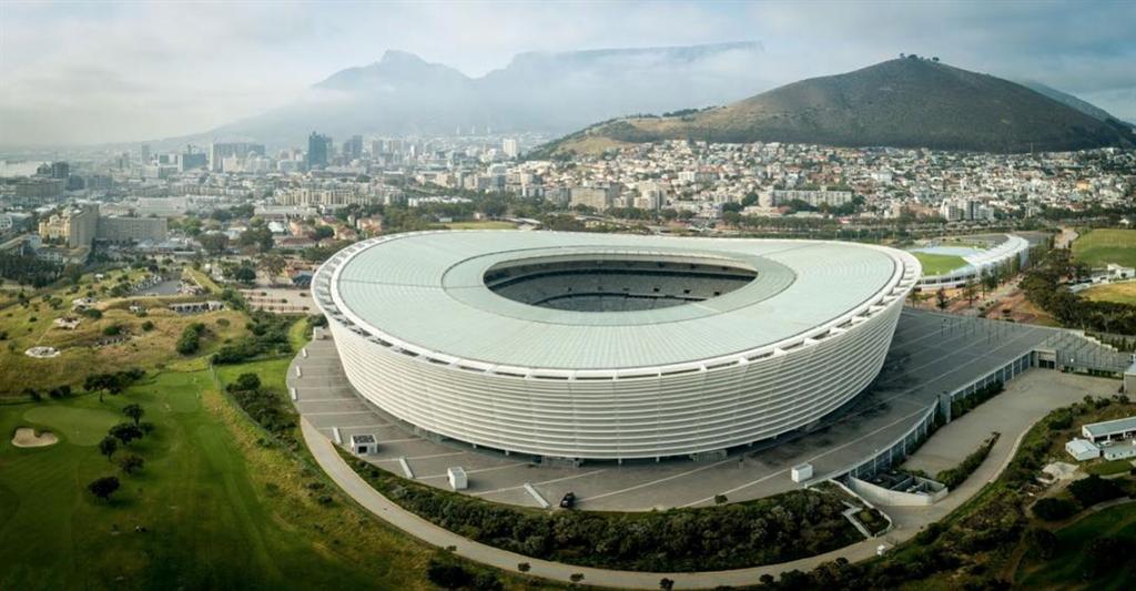 Cape Town Stadium (Instagram, @capetownstadium)