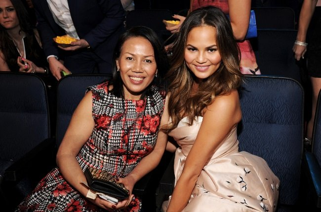 Pepper Teigen, the mother of Chrissy Teigen, has turned her daughter's fame into a fanbase of her own, with some 440 000 Instagram followers. (CREDIT: Gallo Images / Getty Images)