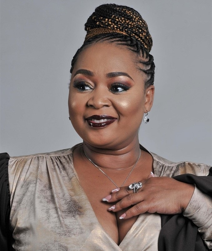 Khanyo Maphumulo looks back fondly at her chance to sing this Broadway-like ballad in a studio