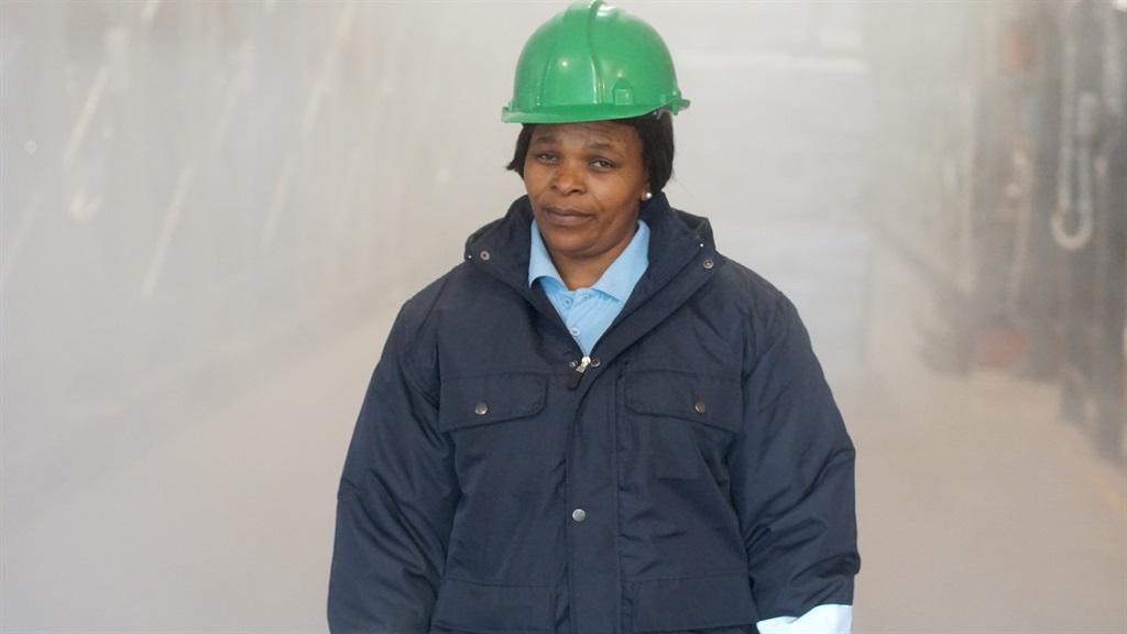 Buzelwa Mqeni, Beneficiary, Oceana Empowerment Tru