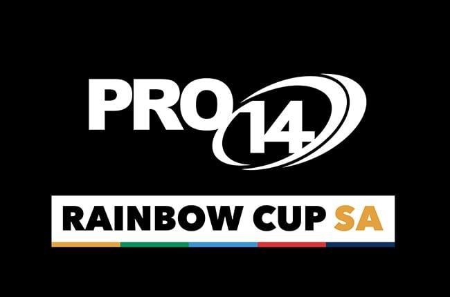 PRO14 Rainbow Cup SA logo. (Photo supplied)