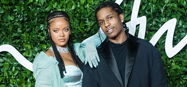 Rihanna and A$AP Rocky (Photo: Getty Images)