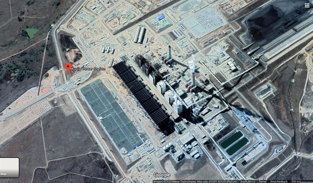 Source: Google Earth.