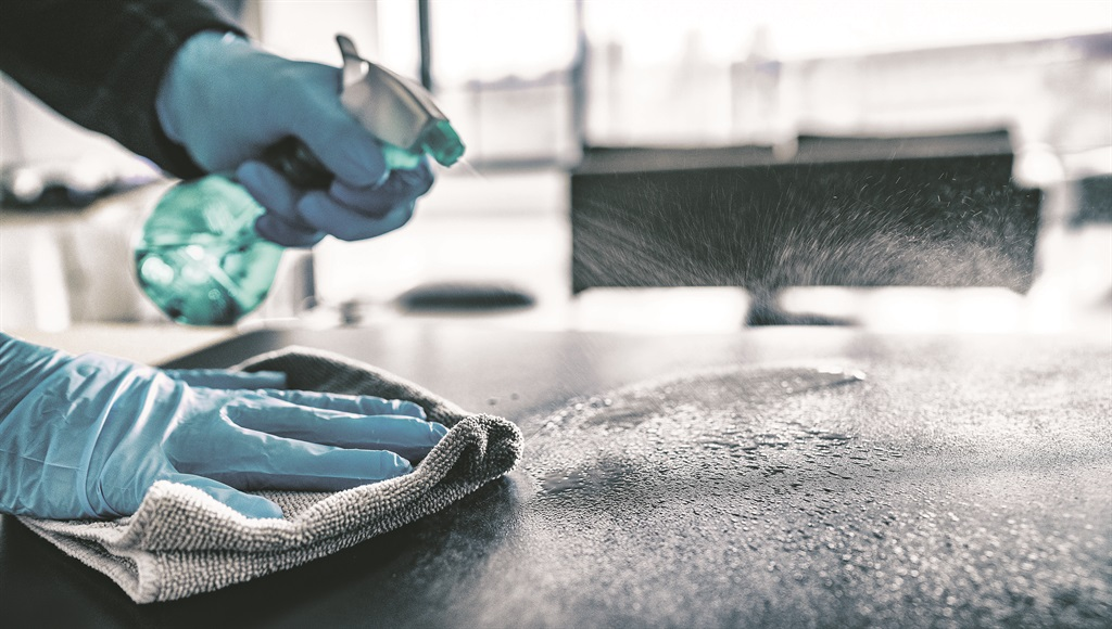 Officials ducked and dived to avoid questions on the cost of deep-cleaning and water fountains. Picture: iStock