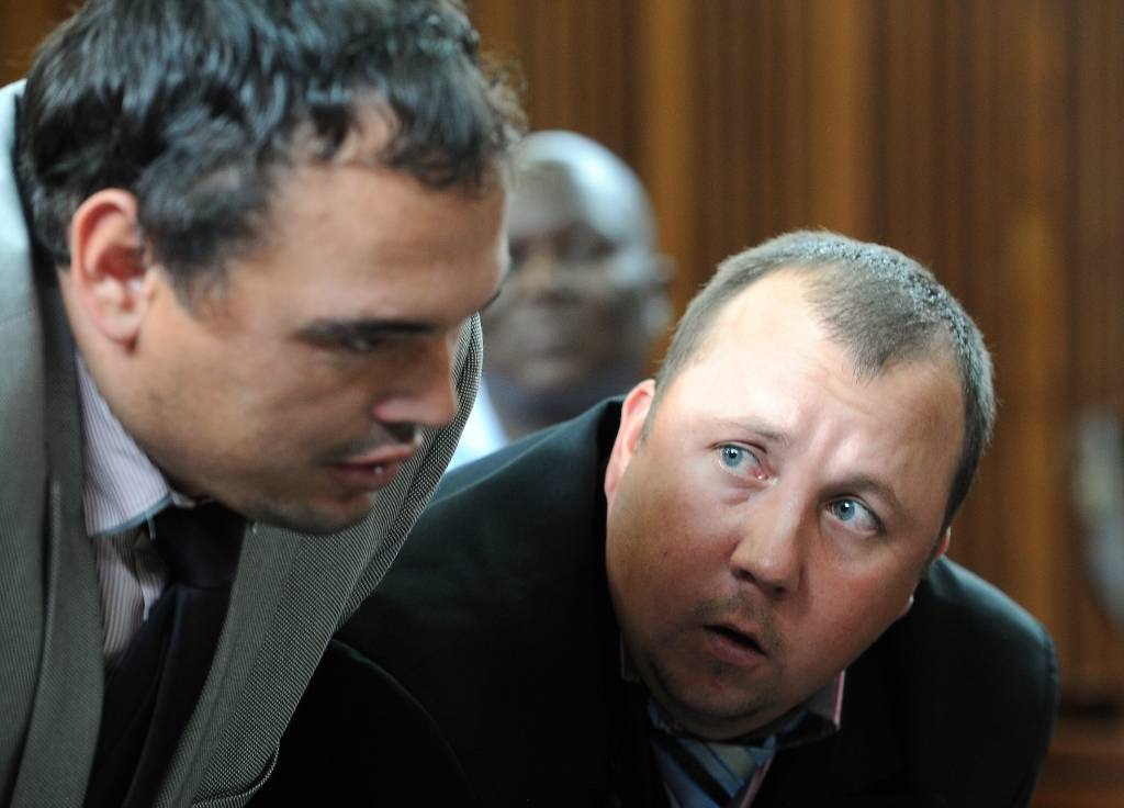 Coffin assault duo part of thousands given parole to curb spread of Covid-19 - News24