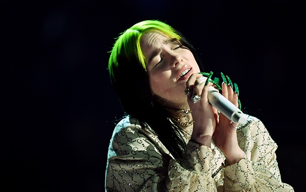 Billie Eilish Drops New James Bond Song