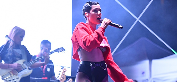 Halsey (Photo: Getty Images)