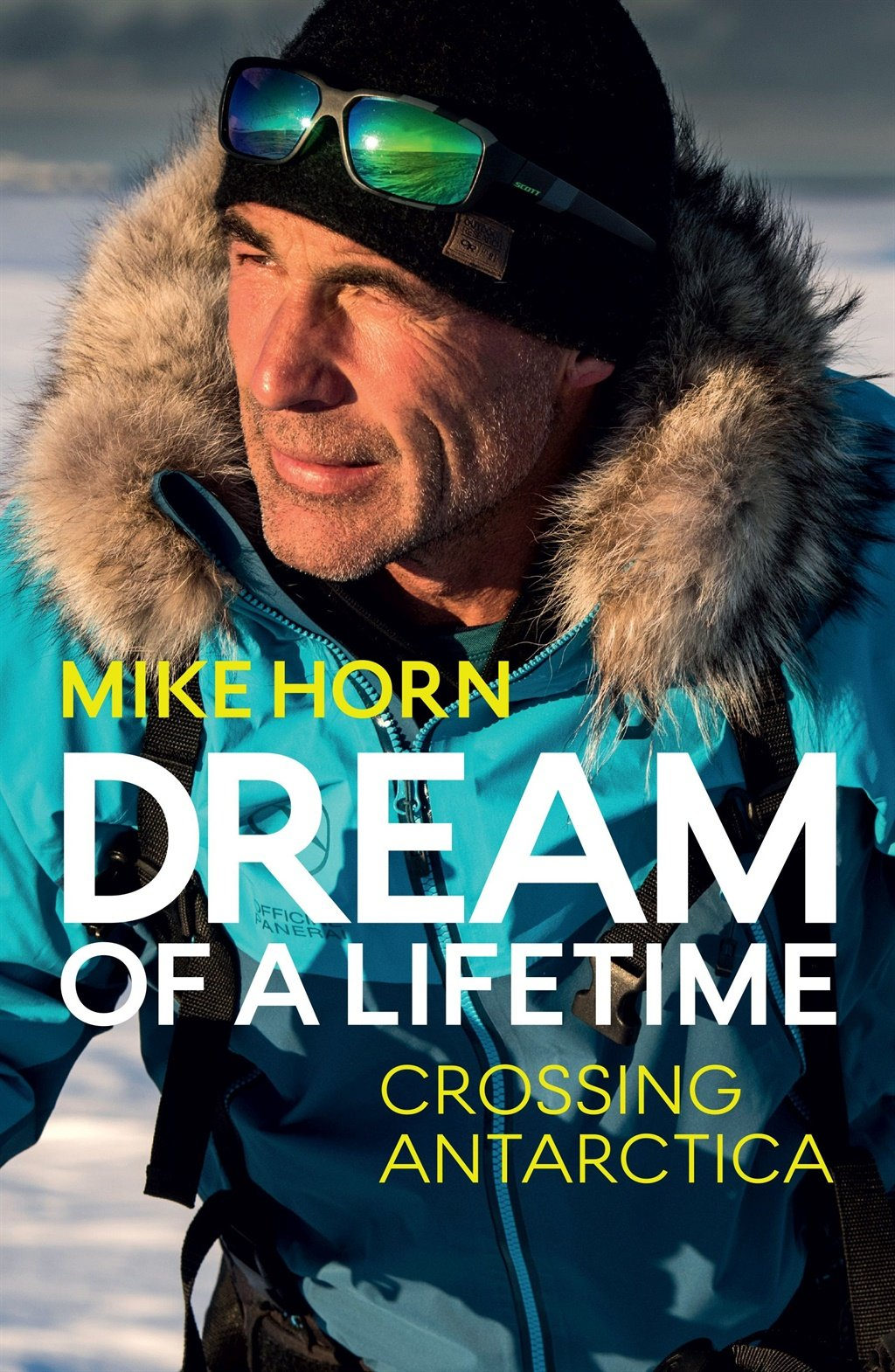 South African-born explorer Mike Horn is a world-renowned explorer, host of the French reality television show The Island, and in 2014 was the mental coach of Germany's national soccer team, who won that year's FIFA World Cup. He has been described as France's Bear Grylls.