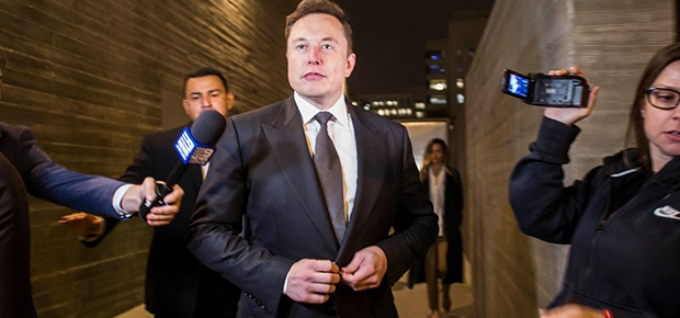 Elon Musk (Photo: Getty Images)