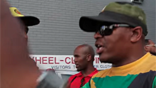'We don't blame him, he got it from his parents' - ANC supporter on Zuma slur