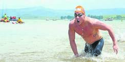 PHOTO: SUPPLIEDKwaZulu-Natal Swimmer Chad Ho will be chasing an elusive eighth title when he takes on a strong international field at the aQuellé Midmar Mile.