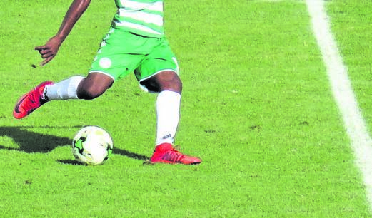 Bloemfontein Celtic captain Ndumiso Mabena will spearhead his team against AmaZulu in the Nedbank Cup last-32 stage on Saturday (08/02) in Bloemfontein.Photo: Teboho Setena