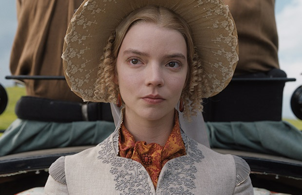 Anya Taylor-Joy in 'Emma'. (Universal Pictures)
