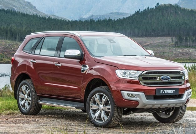 Ford's new Everest in SA: 'Tough but not rough' | Wheels24