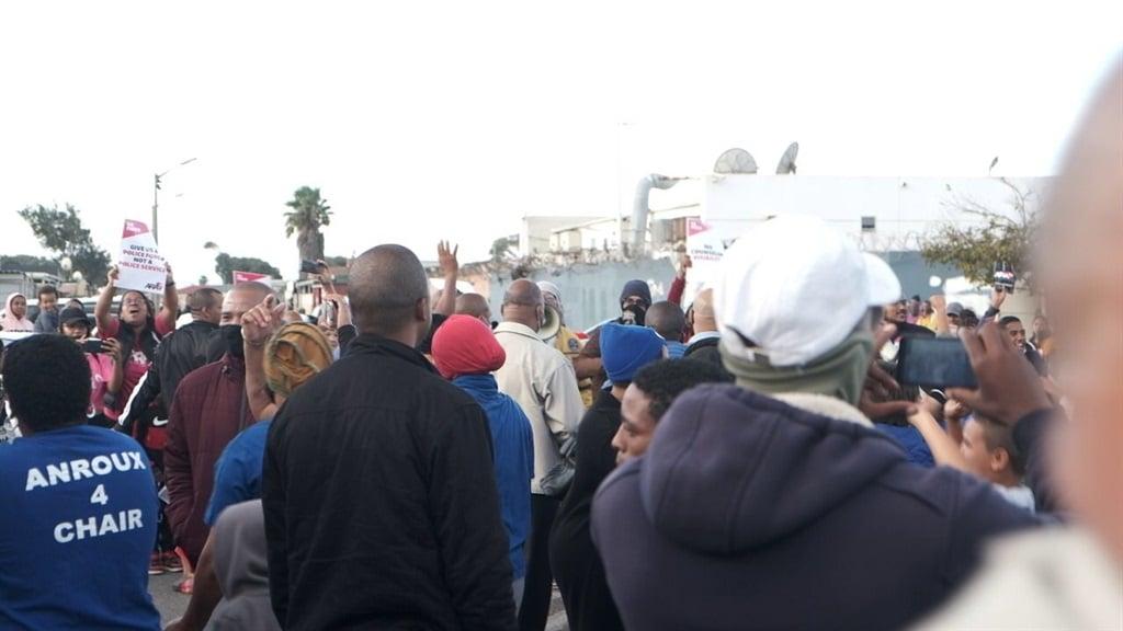DA Metro chairperson Dan Plato tries to restore ca
