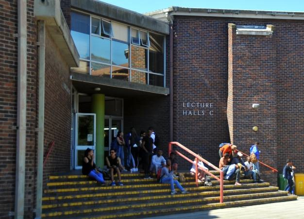Classes have been suspended at UWC. (Ziyaad Douglas, Gallo Imgaes, file)