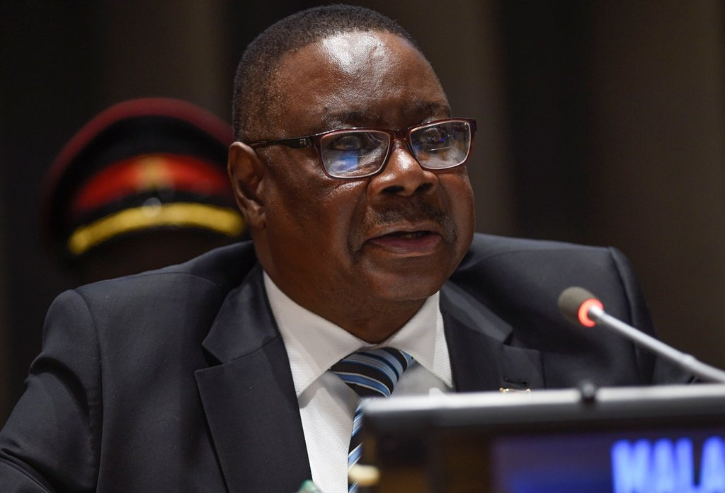 Peter Mutharika will remain president until the new election, the court ruled in its judgement overturning the 2019 May polls. (Riccardo Savi/Getty Images).