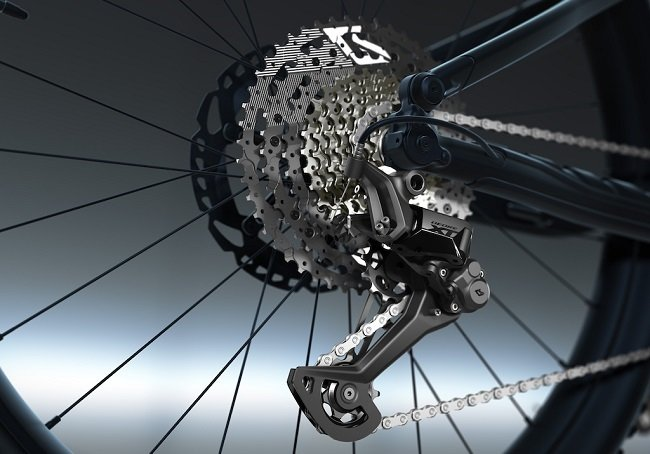 Better steel for Shimano's new cassette, which is tough enough for high-output e-bikes (Photo: Shimano)