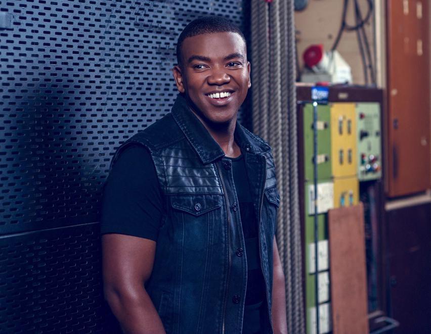 Die gospelsanger Loyiso Bala
