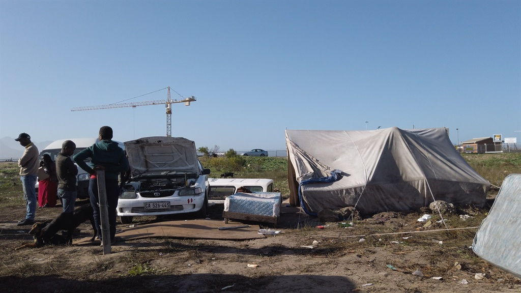 WATCH | Covid-19 evictions: 'We're humans, not pigs' - News24