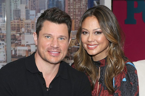 Nick and Vanessa Lachey (Photo: Getty Images)