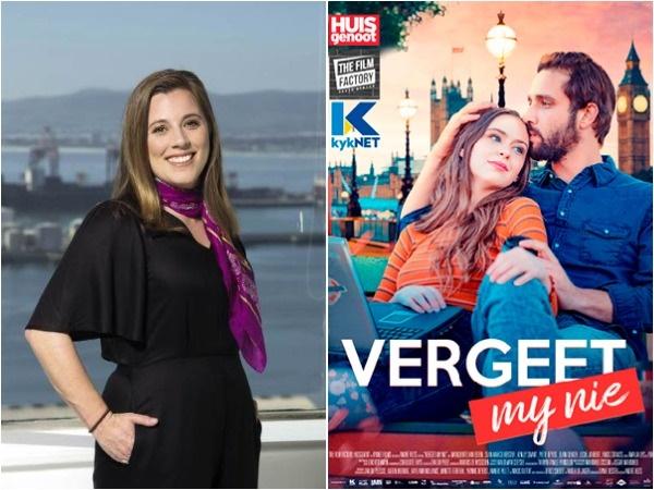 Yvonne Beyers/Vergeet my nie
