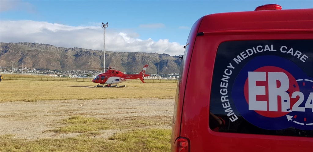 Woman killed, badly injured 7-year-old boy airlifted to hospital after Cape Town smash - News24