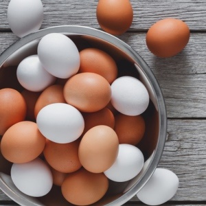 Eggs are full of essential nutrients.