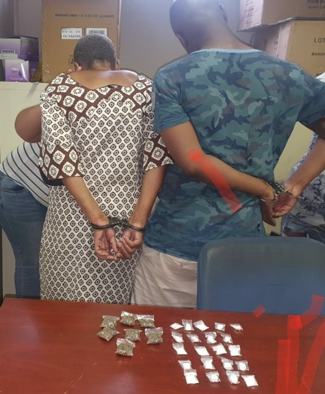 A mother and son will appear in court soon for possession of and dealing in drugs. (Supplied)