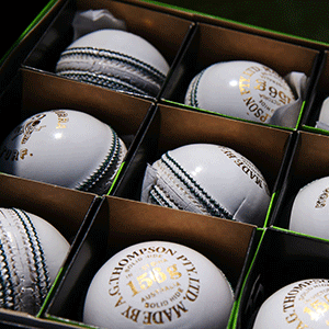 Cricket ODI balls (Getty Images)
