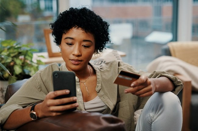 A cellphone contract is considered to be a service agreement, not a credit agreement.