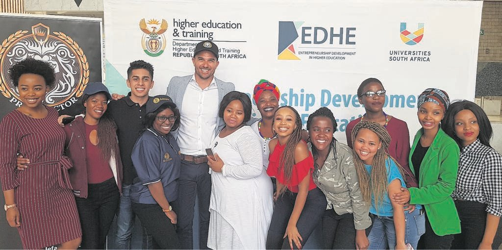 Dene Botha has been recognised as one of the 100 Most Influential Young South Africans for 2019.