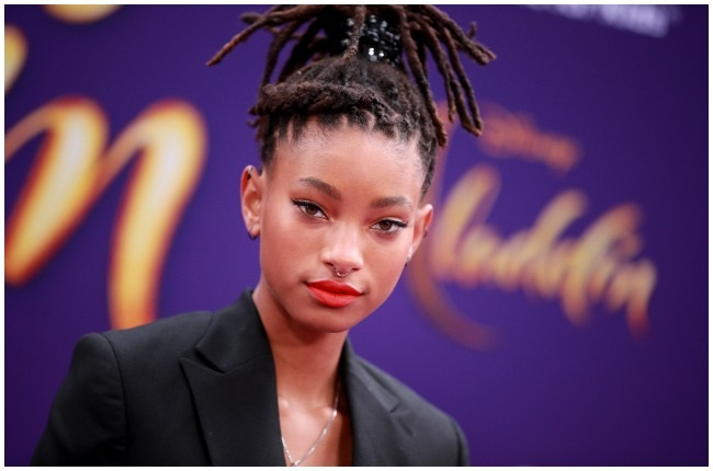 Willow Smith has opened up about being polyamorous.