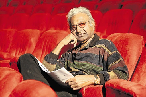 Veteran activist and writer Ronnie Govender died on Thursday. File photo.(Jackie Clausen)