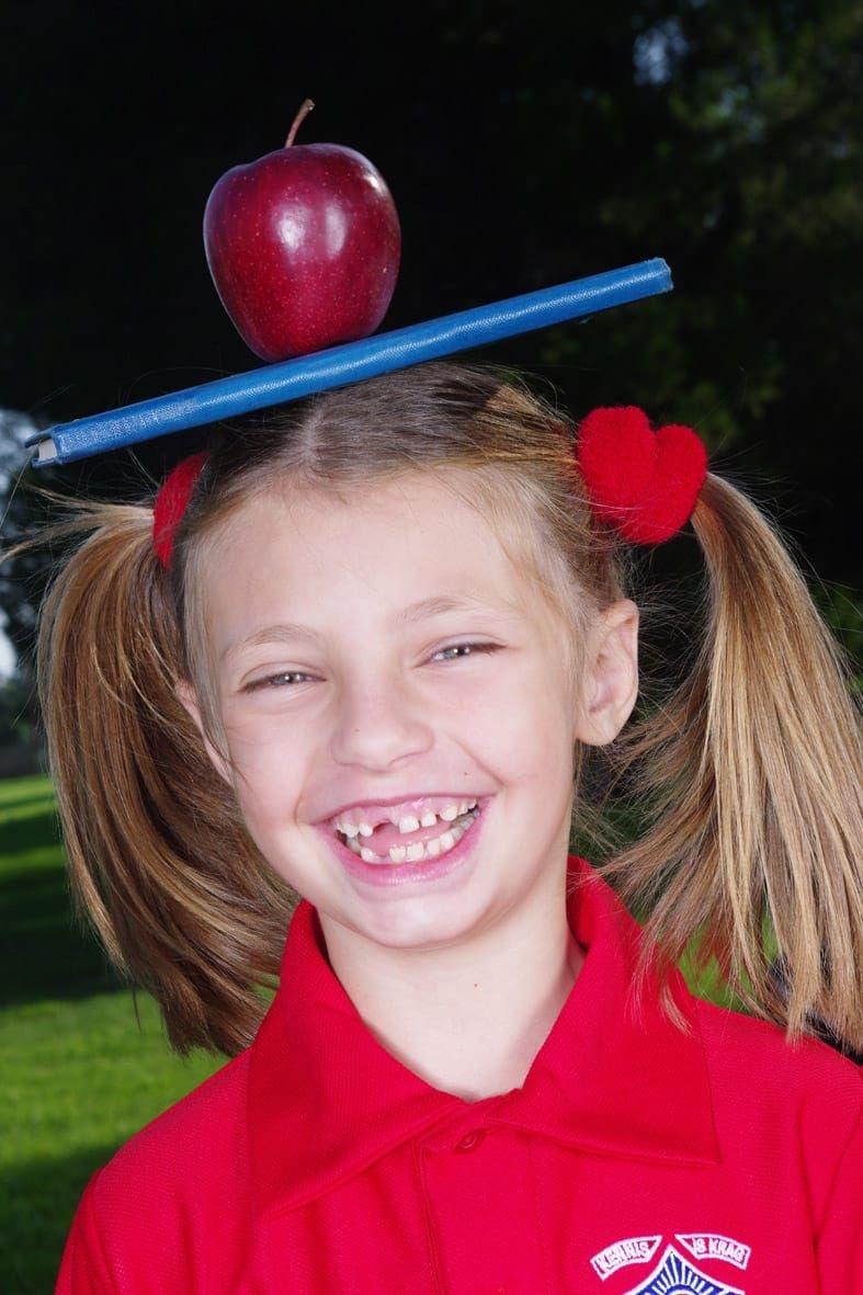 Amy-Lee Steffen (6) van Vereeniging het die tweede