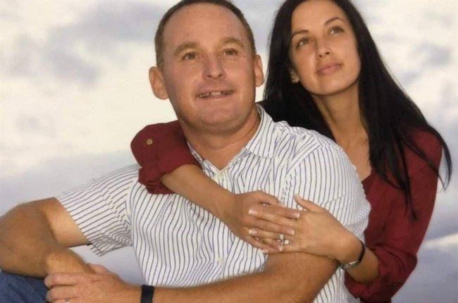 Leon and Suretha Brits were married for 11 years. She is now charged as the mastermind behind his murder. (Photo: Corrie Hansen)